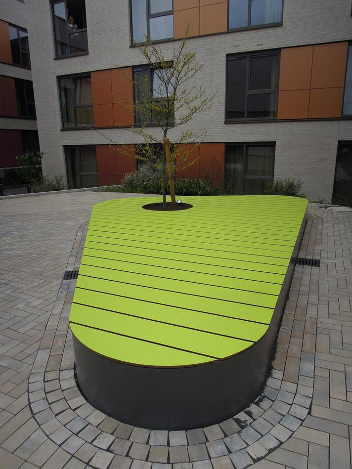 hpl podest lounge paderborn l michow und sohn gmbh. Black Bedroom Furniture Sets. Home Design Ideas